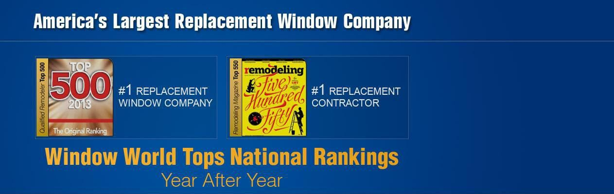 Largest Replacement Window Company