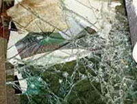 window world : : Glass Breakage-Seal Failure